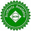 Artifacts Available: this badge indicates that author-created artifacts relevant to this paper have been placed on a publicly accessible archival repository.